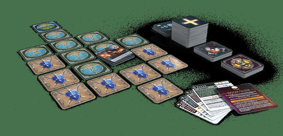 Basic set layout